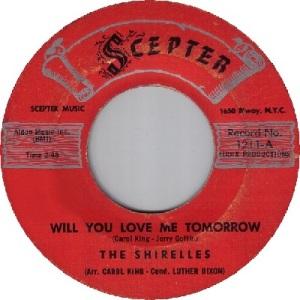 1960: U.S. Charts Hot 100: #1 R&B #4 U.K. #1