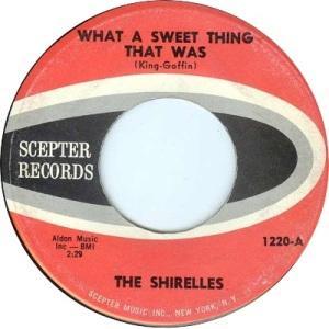 1961: U.S. Charts Hot 100: #54