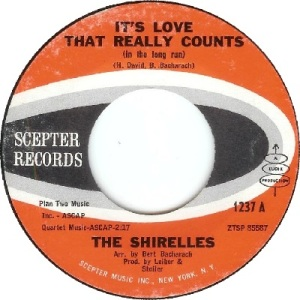 1962: U.S. Charts Bubbling Under #102