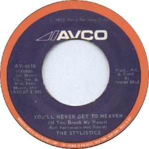 1973: U.S. Charts Hot 100 #23 R&B #23