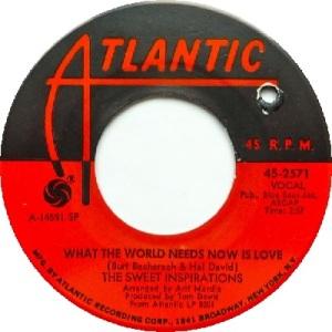 1968: U.S. Charts Bubbling Under #128