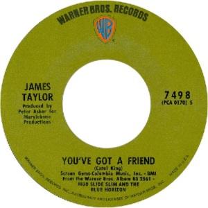 1971: U.S. Charts Hot 100: #1 U.K. #4