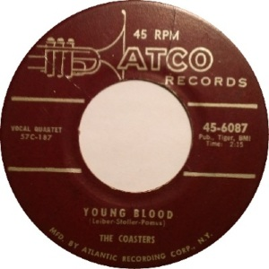 1957 - U.S. Charts: #8 Hot 100 - #1 R&B