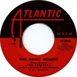 1960 - U.S. Charts: #16 Hot 100 & #4 R&B