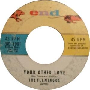 1960: U.S. Charts - Hot 100 #54 - Did not chart on R&B