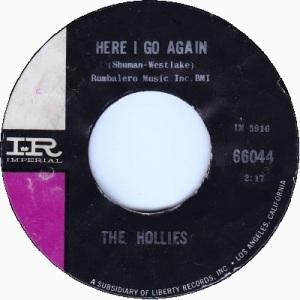 1964: U.S. Charts - Hot 100 #107 - U.K. #4