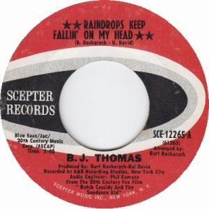 1969: U.S. Charts Hot 100 #1 U.K. #38