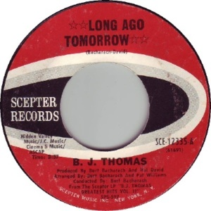 1971: U.S. Charts Hot 100 #61