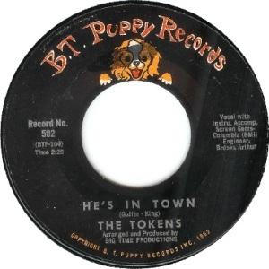 1964: U.S. Charts Hot 100: #43