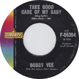 1961: U.S. Hot 100 #1 U.K #3