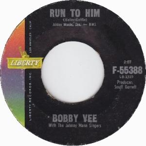 1961: U.S. Hot 100 #2 U.K. #6