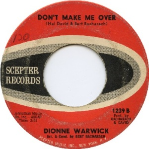 1962: U.S. Charts Hot 100 #21 R&B #5