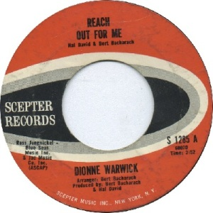 1964: U.S. Charts Hot 100 #20 R&B #1 U.K. #23