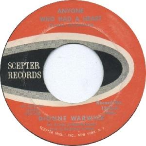 1964: U.S. Charts Hot 100 #8 R&B #6 U.K. #42