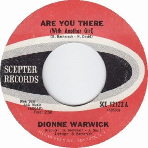1965: U.S. Charts Hot 100 #39 R&B #35