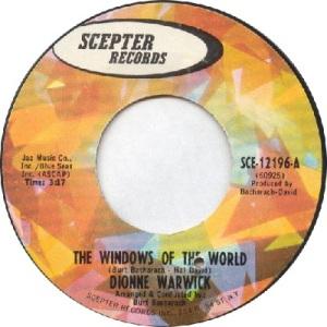 1967: U.S. Charts Hot 100 #72 R&B #27
