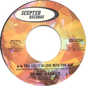 1968: U.S. Charts Hot 100 #7 R&B #7