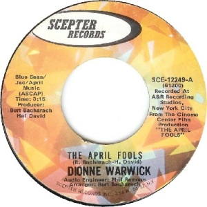 1969: U.S. Charts Hot 100 #37 R&B #33