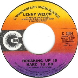 1970: U.S. Charts Hot 100 #34 R&B #27
