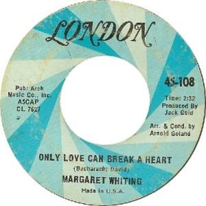 1967: U.S. Charts Hot 100 #96