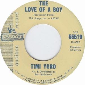 1962: U.S. Charts Hot 100 #44