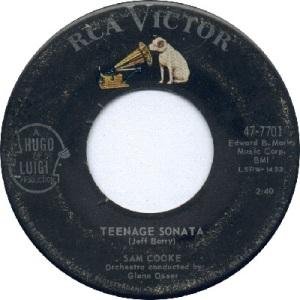 1960: U.S. Charts Hot 100 #50 - R&B #22