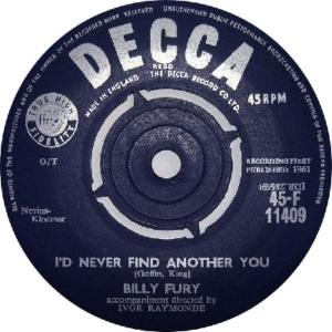 1961: U.K. #5