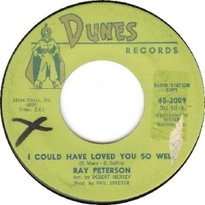 1961: U.S. Charts Hot 100 #57