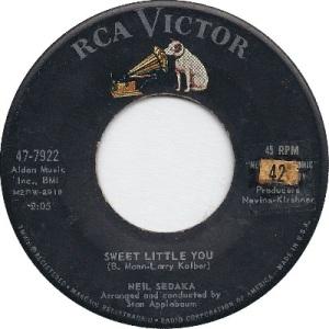 1961: U.S. Charts Hot 100 #59
