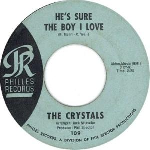 1962: U.S. Charts Hot 100 #11 R&B #18