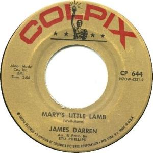 1962: U.S. Charts Hot 100 #39
