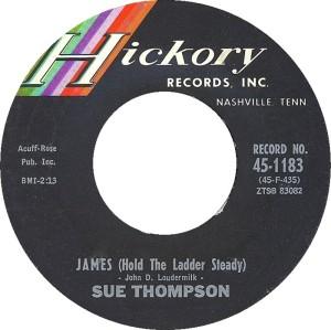 1962 - thompson - #17