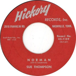 1962 - thompson - #3