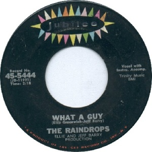 1963: U.S. Charts Hot 100 #41 - R&B #25