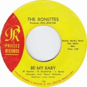 1963: U.S. Charts Hot 100 #2 0- R&B #4 - UK #4
