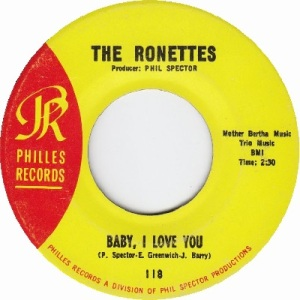 1963: U.S. Charts Hot 100 #1 R&B #6 UK #11
