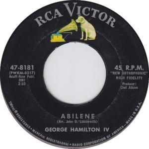 1963 - hamilton - #15 #1 country