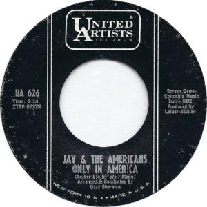 1963: U.S. Charts Hot 100 #25