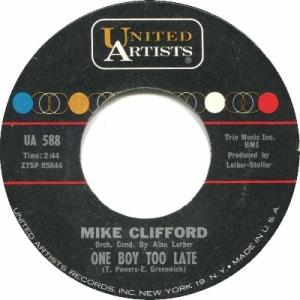 1963: U.S. Charts Hot 100 #96