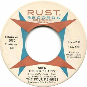 1963: U.S. Charts Hot 100 #95