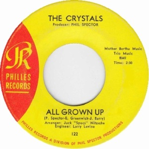 1964: U.S. Charts Hot 100 #98 - R&B #27