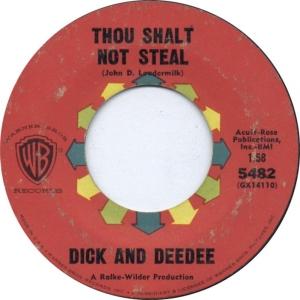 1964 - dick dee dee - #13