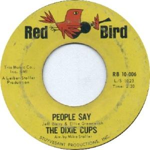 1964: U.S. Charts Hot 100 #12 R&B #7