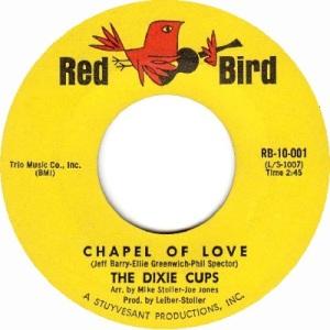 1964: U.S. Charts Hot 100 #1 - UK #22