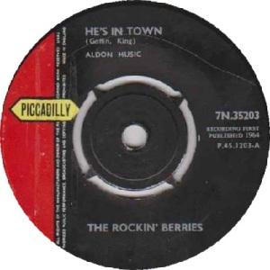 1964: U.K. Charts - #3