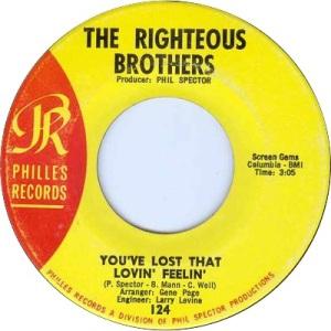 1964: U.S. Charts Hot 100 #1 R&B #1 U.K. #2