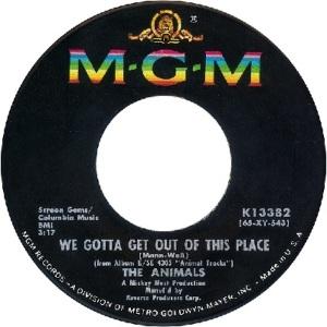 1965: U.S. Charts Hot 100 #13 U.K. #2