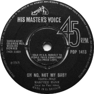 1965: U.K. Charts - #11