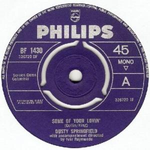 1965: U.K. Charts - #8