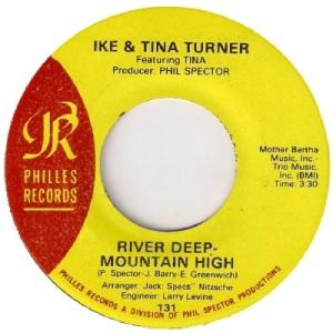 1966: U.S. Charts Hot 100 #88 UK #3